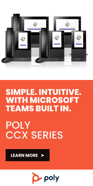 Poly CCX Series
